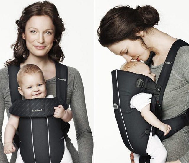What You Must Know Before Using a Baby Carrier